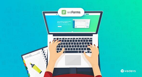 weForms Pro v1.3.13 – 体验更快的表单创建方式