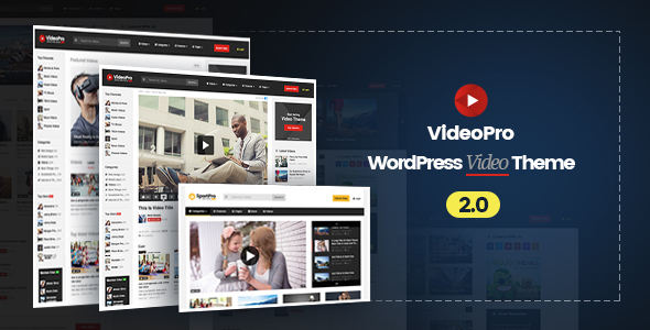 VideoPro v2.0.5.2 – Video WordPress Theme