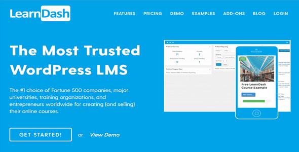 LearnDash v3.1.6 + 在线授课插件包