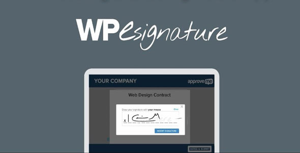 WP E-Signature v1.5.7.1 + Addons
