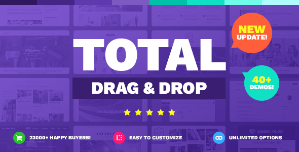 Total v4.1 – Responsive Multi-Purpose WordPress Theme
