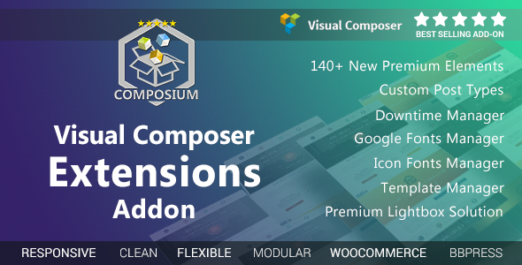 Visual Composer Extensions Addon v5.2.2