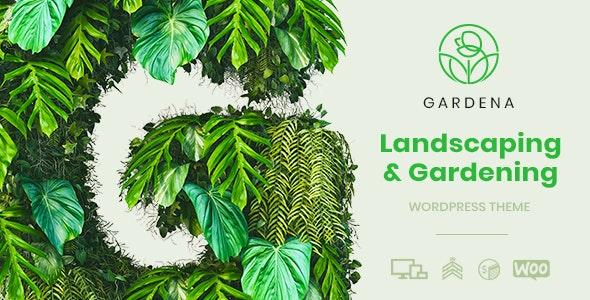 Gardena v1.1.0 – 园林绿化主题