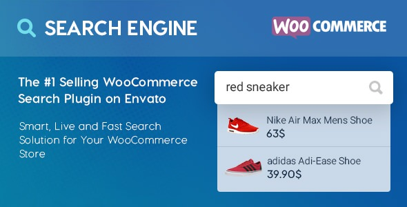 WooCommerce Search Engine v1.6.7