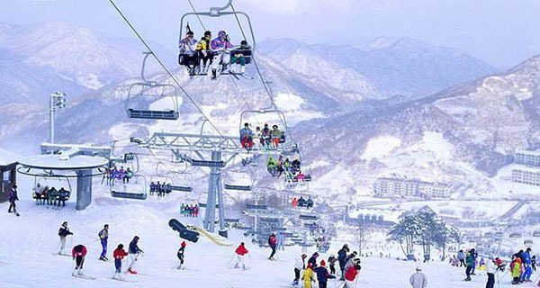Harbin Yabuli International Ski Resort