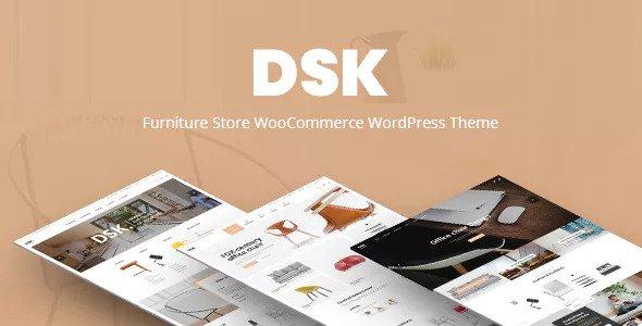 DSK v1.6 – 家具店WooCommerce主题