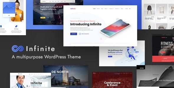 Infinite v3.4.0 - 多用途WordPress主题