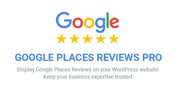 Google Places Reviews Pro v2.2.1 – 谷歌地方点评WordPress插件