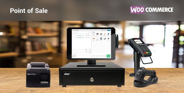 WooCommerce Point of Sale (POS) v4.1.8