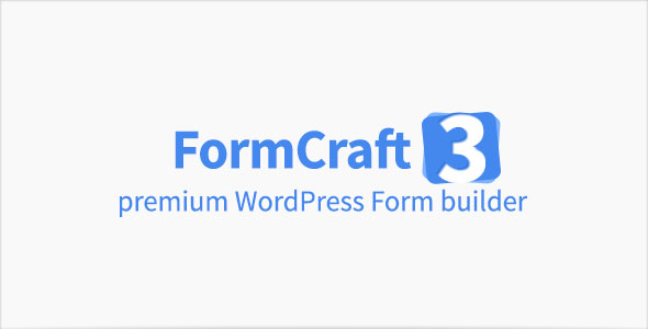 FormCraft v3.2.27 – Premium WordPress Form Builder