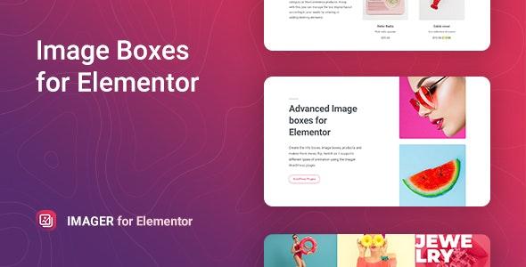 Imager v2.0.0 – Elementor高级图像盒扩展
