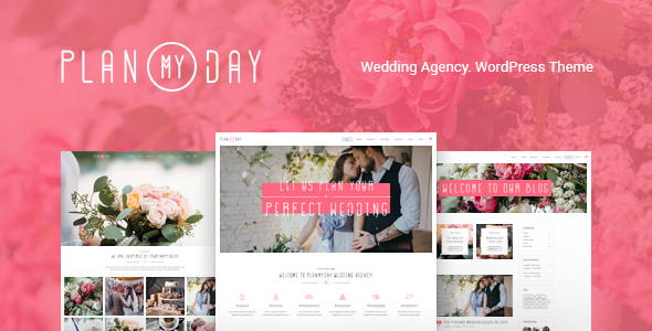 Plan My Day v1.0.1 – Wedding / Event Planning Agency