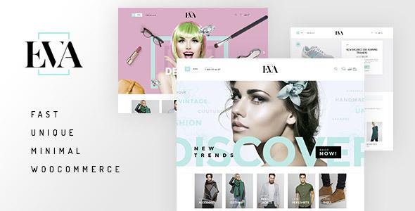 Eva v1.1 – Responsive WooCommerce Theme