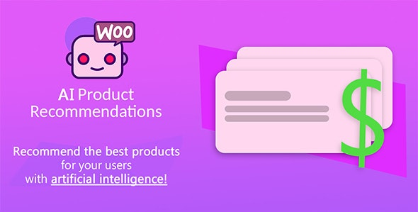 AI Product Recommendations for WooCommerce v1.2.5 – AI产品推荐
